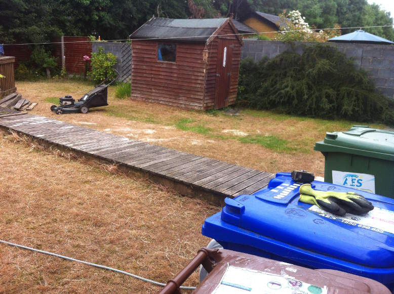 Landscaping kildare garden landscaping design taaffe for Redesign your garden